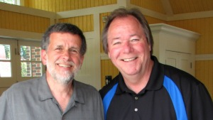 I always learn tons of good solid gardening info every time Ron Wilson and I get together to swap stories.