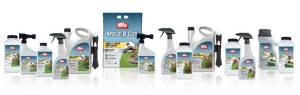New Ortho Repellents for deer, rabbits, dogs, cats, moles and many other critters.