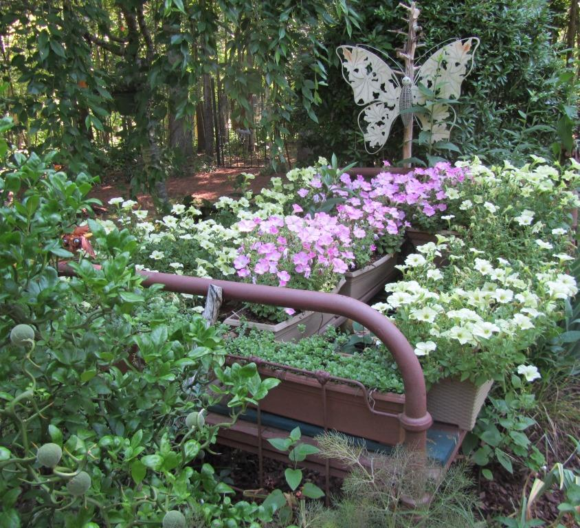 We Got Great Ideas From A Local Garden Tour Tips And