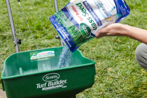 Click here to learn about all the Scotts grass seed options for your lawn.